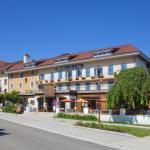 Hôtel Le Lac, Hôtel La Poste