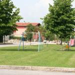 Playground next to B&B Marostica