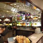 Latham 76 Diner - full bar!