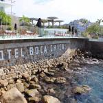 Foto de Boca Chica Hotel