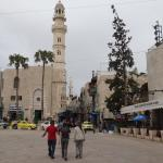 Walking around Bethlehem