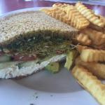 Rollerville Cafe Foto