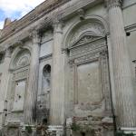 fianco destro basilica