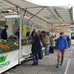 Photo de Bauernmarkt Konstablerwache