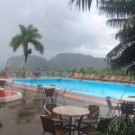 Photo de Hotel Los Jazmines