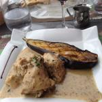 Photo de Au Bec Fin Hotel Restaurant