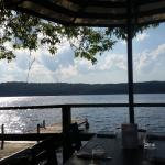 Beautiful view of Lake Bomoseen