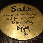 Foto de Sal's Authentic New York Pizza