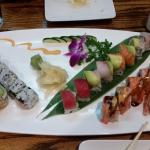 four rolls of happy hour special