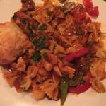 Jambalaya pasta was the best!