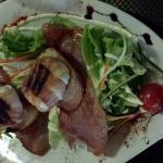 Salade du Grillardin au chèvre Frais