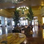 Lobby del hotel Bauer