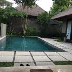 Private pool in every villa, staff are really friendly, they serve breakfast in the villa, this