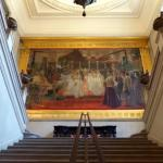 Anderson House - paintings and murals