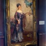 Isabel Weld Perkins - portrait