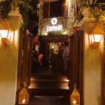 the nice entrance