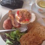 Bacon Light Breakfast