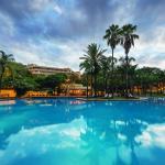 Sun City Hotel Pool Deck