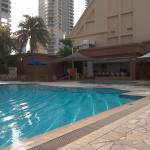 Pool and Pool Bar