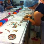 Chocolate making - harder than it looks and so much fun