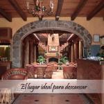 Ideal para unas merecidas vacaciones... Puerta Real Sierra del Tigre Hotel Boutique