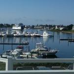 Hyannis Harbor from Anchor In