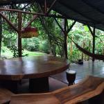 Villa Back Deck