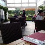 El restaurante en el Hotel es muy cómodo y agradable.