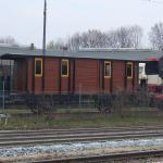 Bayerisches Eisenbahnmuseum Foto