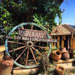 Restaurant Casa Grande, carne en vara, conejo salmorejo, música en vivo, paseos a caballo, canop