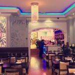 Assos Restaurant Bromley Interior 1