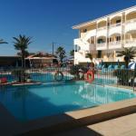 Poseidon Beach Hotel Foto