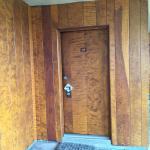 Old style locks w/ keys.