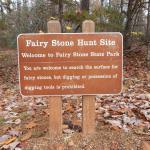 Fairy Stone State Park Foto