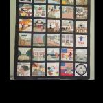 quilt with patches of local interest