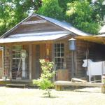 general store--one of several buildings behind the museum
