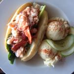 A great Lobster Roll