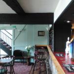 Front bar/restaurant.
