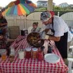 What a delicious meal and experience!  Thanks for a wonderful evening Outer Banks Boil Company.