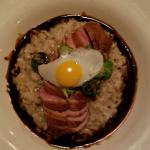 Roasted Duck Breast Entree