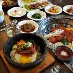 Enjoy our Authentic Korean Food Only @daebak_medan