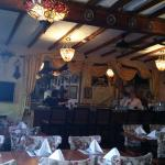 Comfortable dining and bar