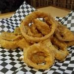 The Yummy Onion Rings
