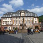 Stadhuis op de Marktplatz