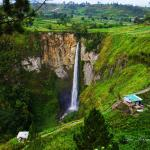 North Sumatera - Sipisopiso Water Fall