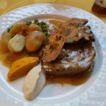 Rouelle de Porc