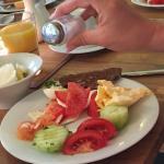 Frühstück: reichhaltig & lecker!