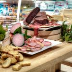 Delectable charcuterie at Miran