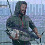 Catching Tuna Port Fairy