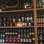 Biblioteka, Wine Restaurant Foto